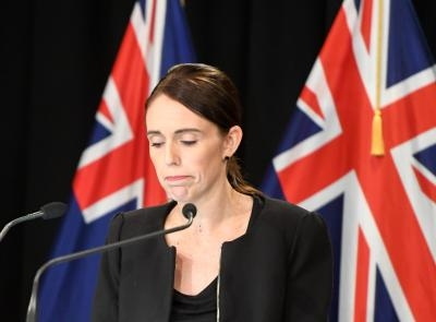 NZ PM Ardern calls for global fight against racism