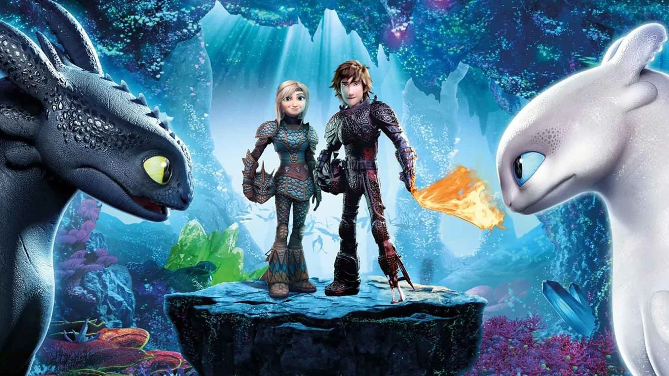 Review: 'How to Train Your Dragon 3' Soars in Its Wordless Moments