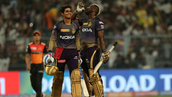 Andre Russell shone with ball also as he was the best KKR bowler taking two wickets, including David Warner.