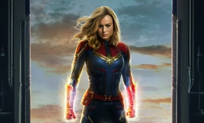 'Captain Marvel' inches close to Rs 50 crore in India