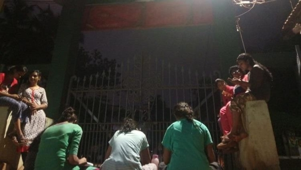 The students at the women's hostel of Sree Kerala Varma College in Thrissur got their curfew extended to 8:30 pm.