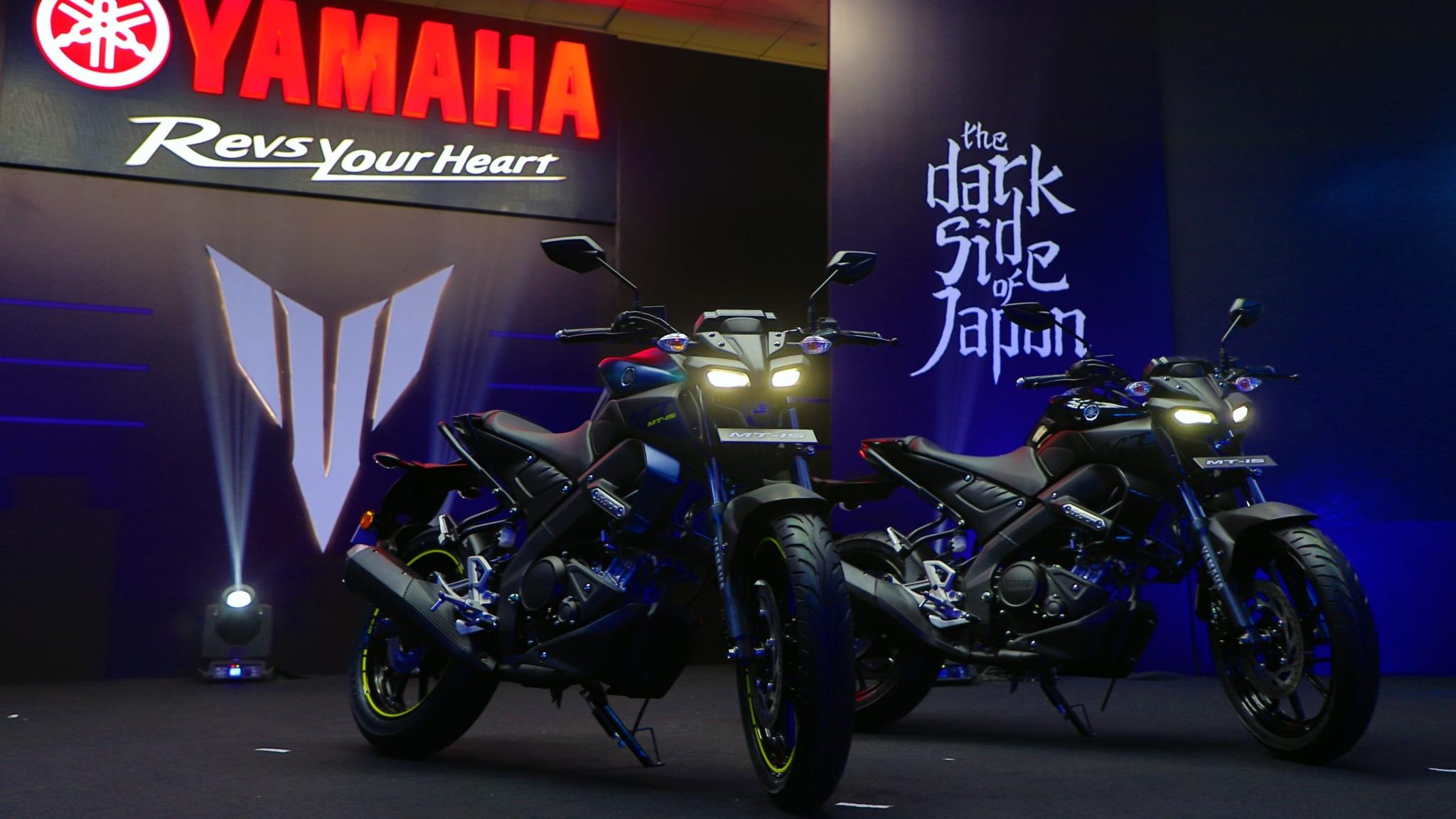Yamaha MT-15 Naked 150cc Sports Bike Takes on Commuter Segment