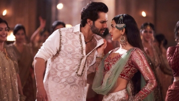 A still from <i>Kalank.</i>