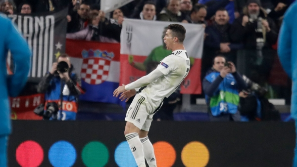 UEFA has charged Cristiano Ronaldo for a provocative gesture mocking Atletico Madrid coach Diego Simeone.
