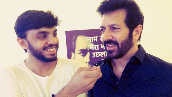 Kabir Khan talks about MS Dhoni Docudrama and '83'.