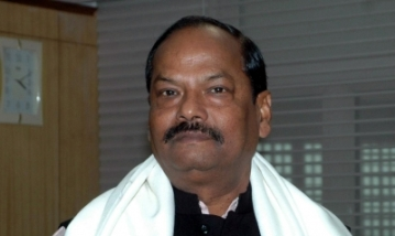 Jharkhand Chief Minister Raghubar Das. (File Photo: IANS)