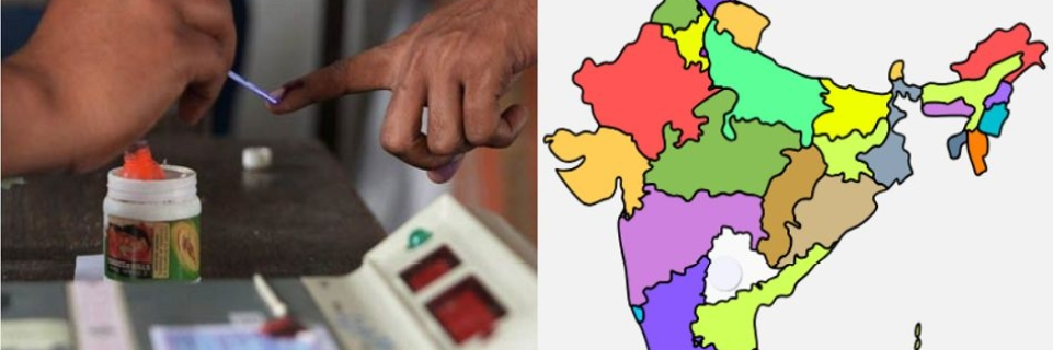 Election 2019 Date Sheet, General Elections Schedule, State