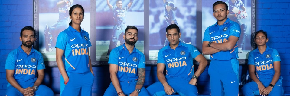 9d796789823 India World Cup 2019 New Jersey  Here s a Look at the Features of ...