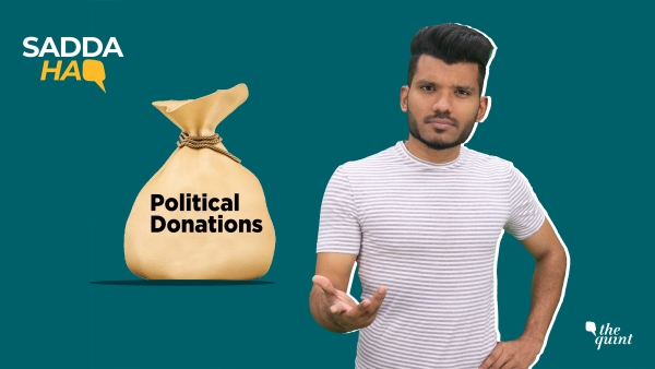 In India, almost 90% of political donations in 2017-18 was made by the corporate sector.