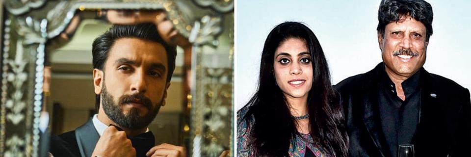 Kapil Dev's Daughter Amiya Turns Assistant Director for