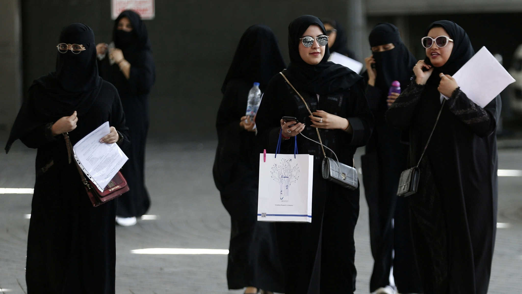 Saudi Women are Changing their Conservative Country