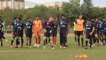 "An AIFF source said that the match commissioner is yet to decide on the status of the Minerva vs Pune City game, whether it's ""cancelled or called off."""