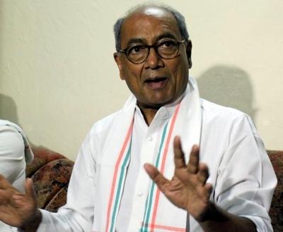 Congress move to field Digvijaya hints at tough fight