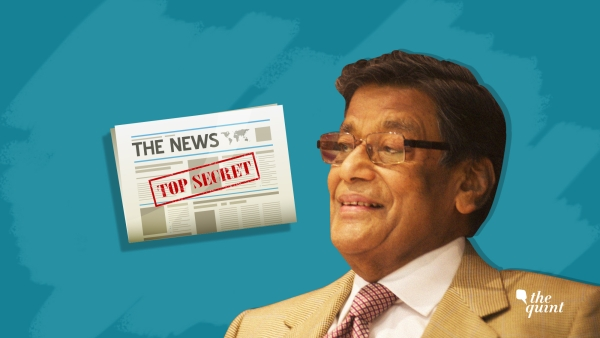 Attorney General KK Venugopal's comments threatening prosecution under the Official Secrets Act for journalists is dangerous for democracy.