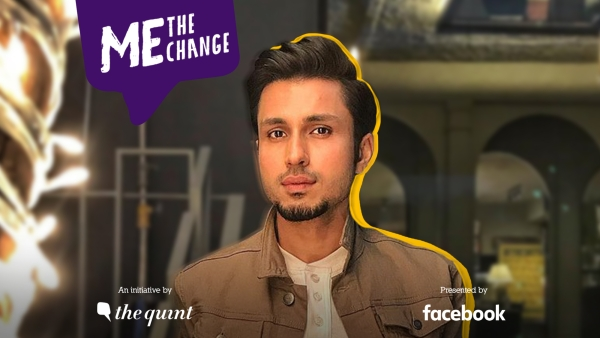Amol Parashar speaks on The Quint's 'Me, The Change' campaign and urges everyone to go vote!