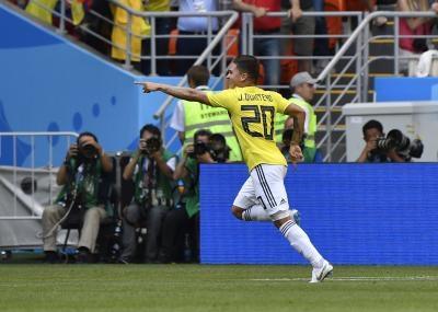 Colombia midfielder Quintero to miss Copa America