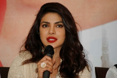 Priyanka excited over Women in the World Summit