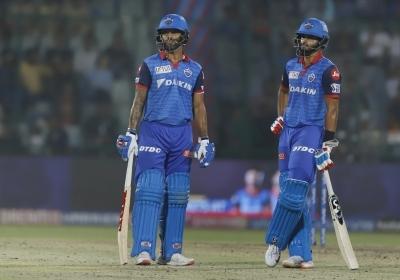 Dhawan's fearless cricket helping us: Shreyas Iyer