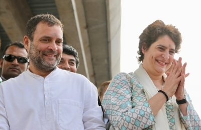 Rahul, Priyanka to campaign in UP on Wednesday