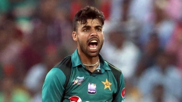 Pakistan's young leg-spin all-rounder Shadab Khan has been declared fit to play in the ICC World Cup, the Pakistan Cricket Board has announced.