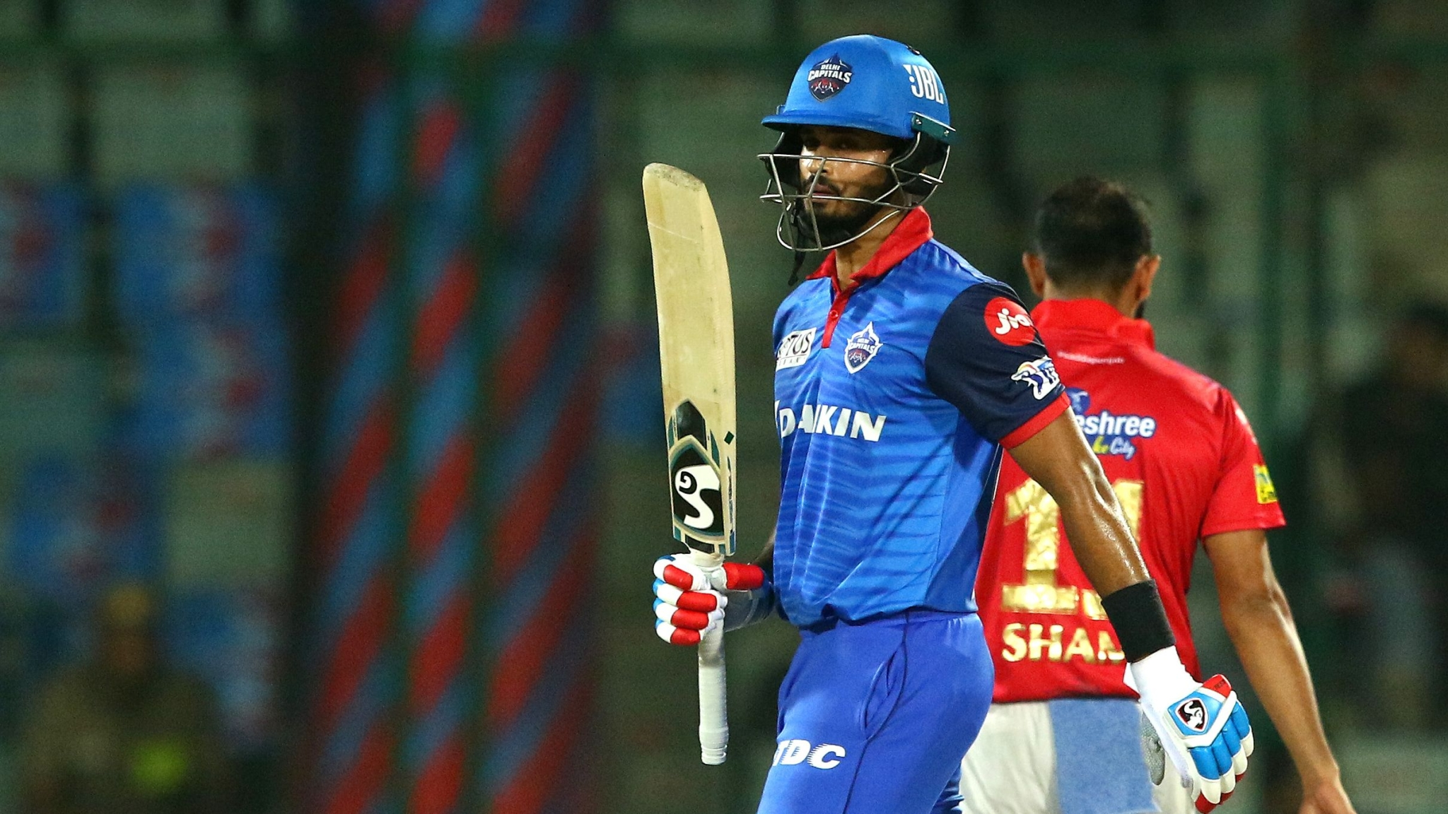 Captain Iyer Guides Delhi to Win Over KXIP in Last-Over Thriller