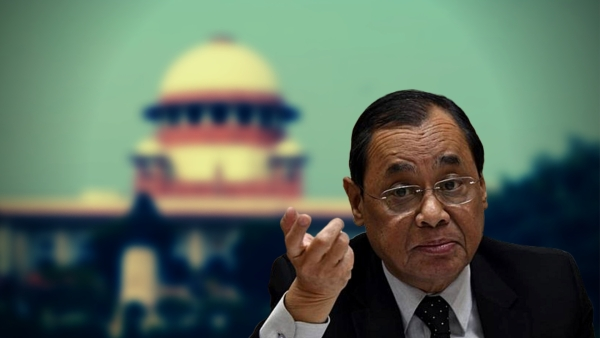 Headed by CJI Ranjan Gogoi, the bench comprised Justices NV Ramana, DY Chandrachud, Deepak Gupta and Sanjiv Khanna.
