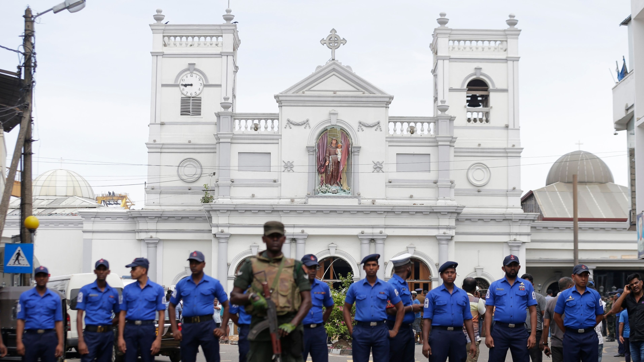 #PrayForSriLanka: Instagram Artists Pay Homage to Blast Victims