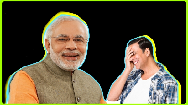 Watch: The Narendra Modi-Akshay Kumar Interview in Memes