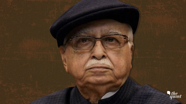Advani's blog will certainly provide political ammunition to the opposition.