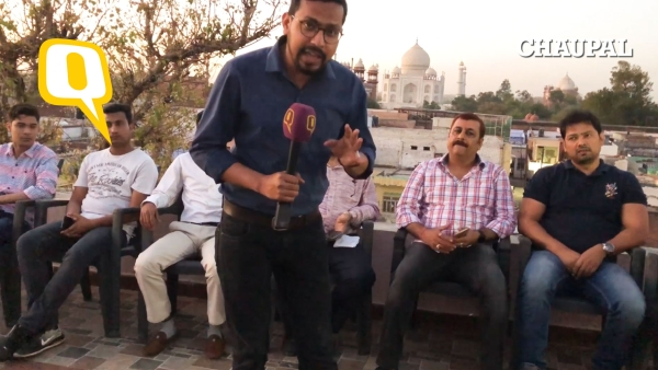 The Quint's election Chaupal reached Agra to know what the traders in the city have to say about demonetisation and GST.