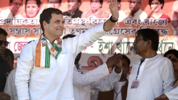 Rahul Gandhi said that the party does not want to create two Indias.