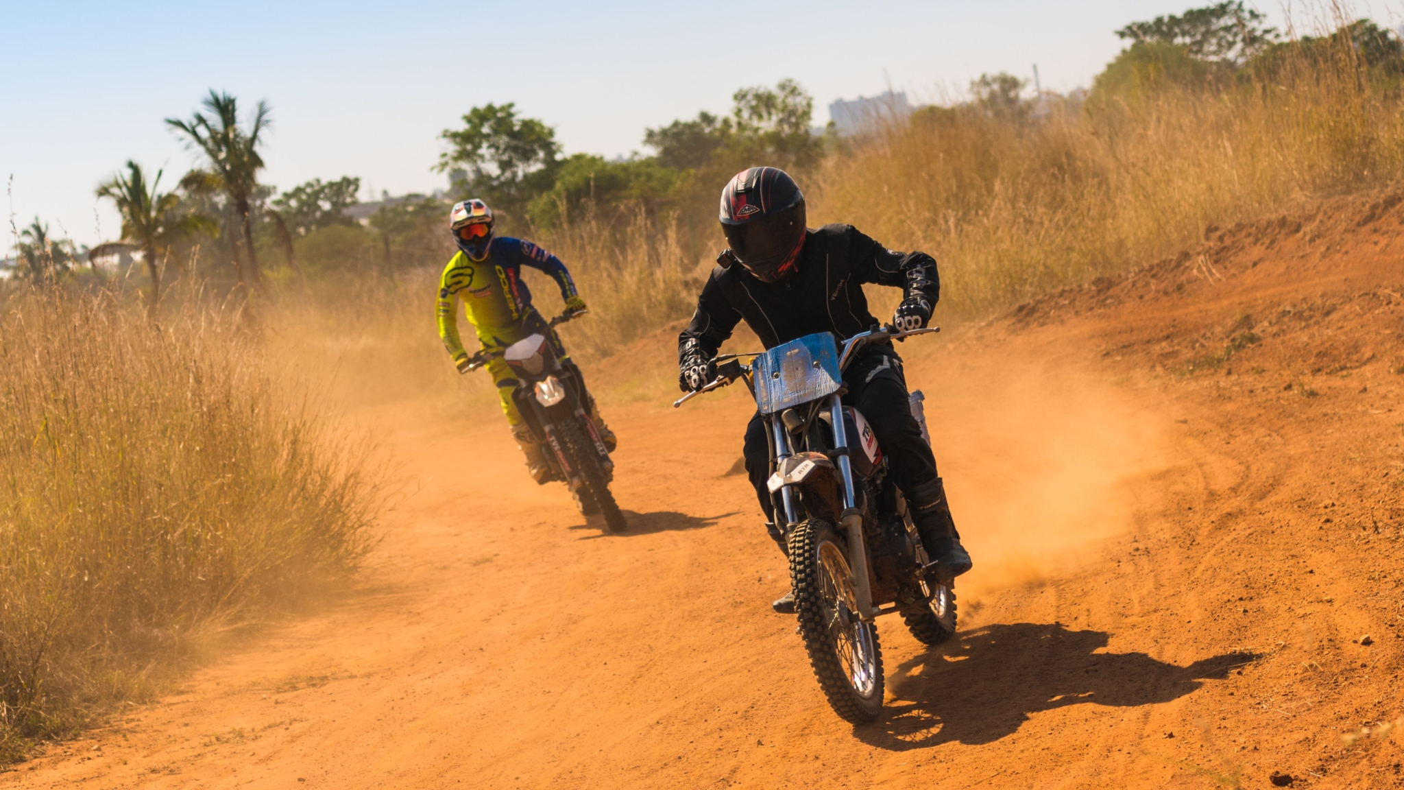 Learning to Ride Off-Road With the Pros: Skills, Drills & Basics