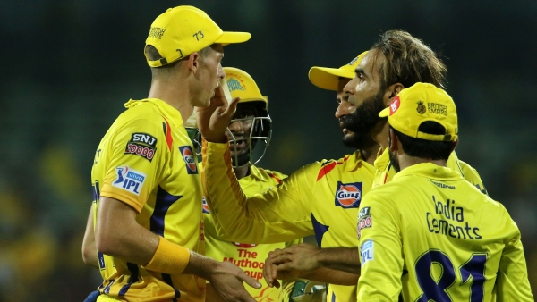 Chennai's Spin Trio Restricts Mumbai Indians to 155/4