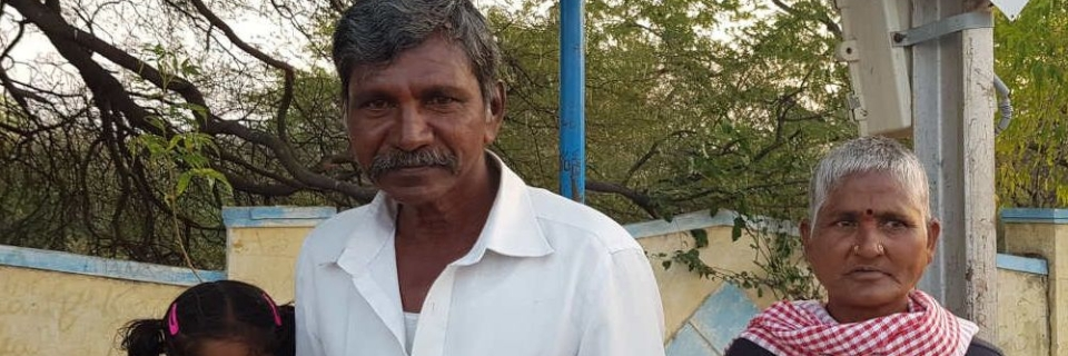 Losing Their Fields and All Hope to Droughts, Andhra Pradesh