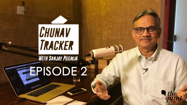 Chunav Tracker, with Editorial Director Sanjay Pugalia to keep track of all the developments.