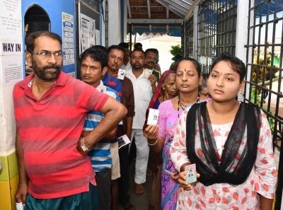 45% voting recorded in Goa