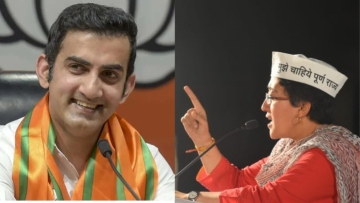 BJP on Monday named Gautam Gambhir as its candidate for East Delhi.