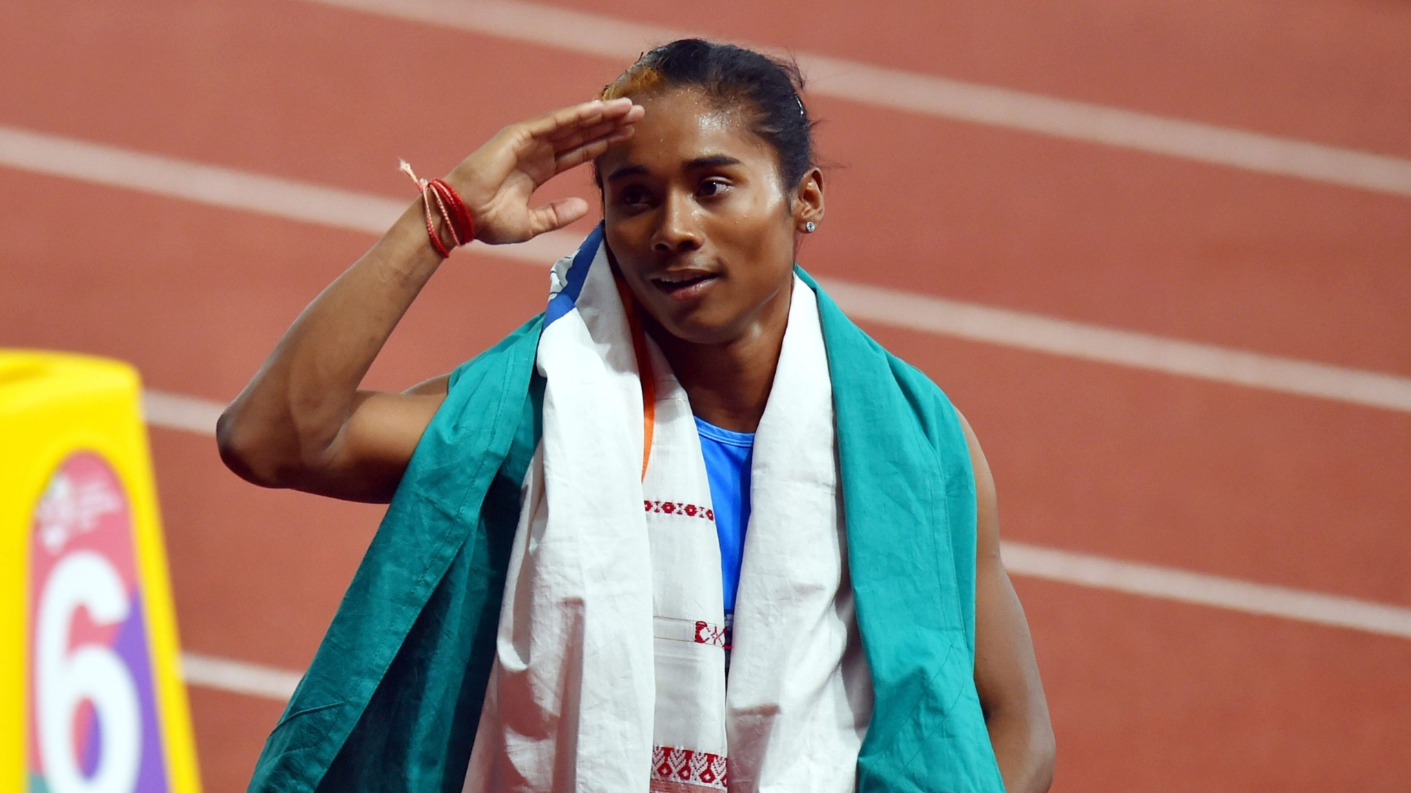 Hima Das in World Relays Team Despite Pulling out of Asian C'ships