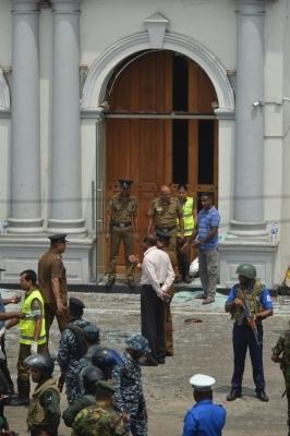 Sri Lanka Easter bombing toll touches 290