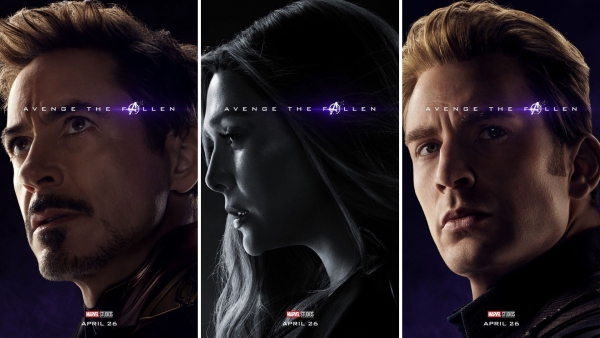 <i>Avengers: Endgame </i>released today in India.