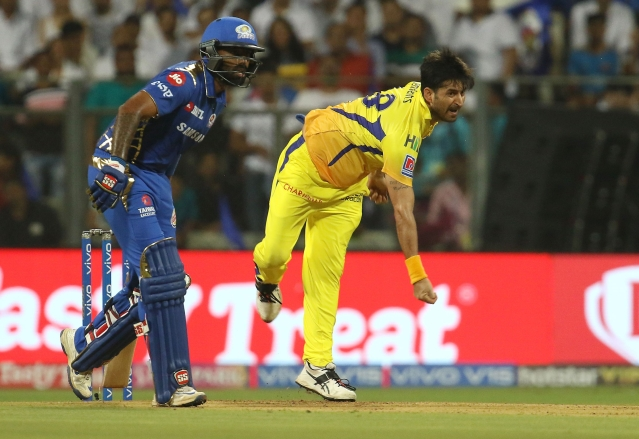 Chennai Super Kings' one of two picks in IPL 2019 auction was bowler Mohit Sharma.