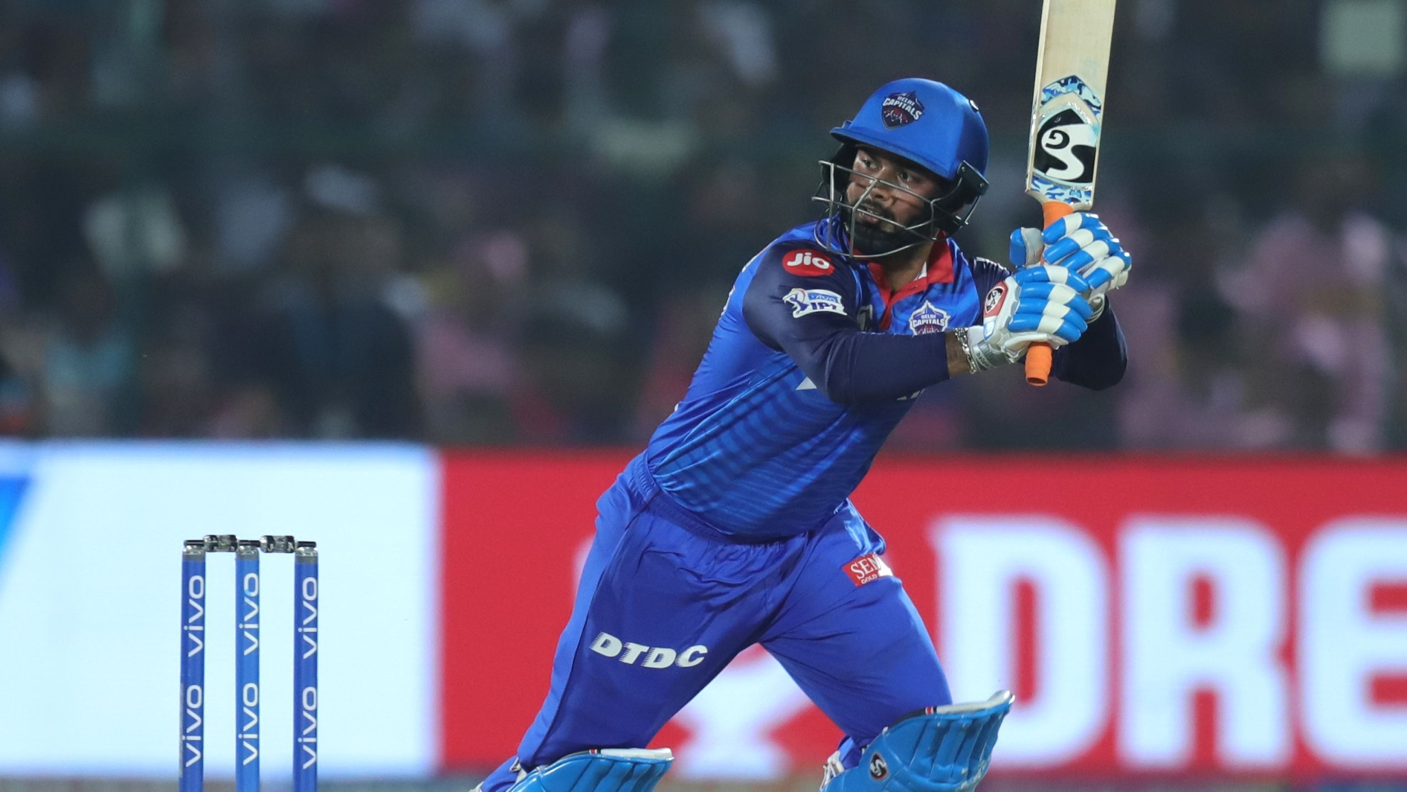 'Selection Thing Was Running in my Mind,' Says Rishabh Pant