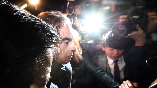 Japan Court Grants $4.5 Mn Bail to Nissan Ex-Chair Carlos Ghosn