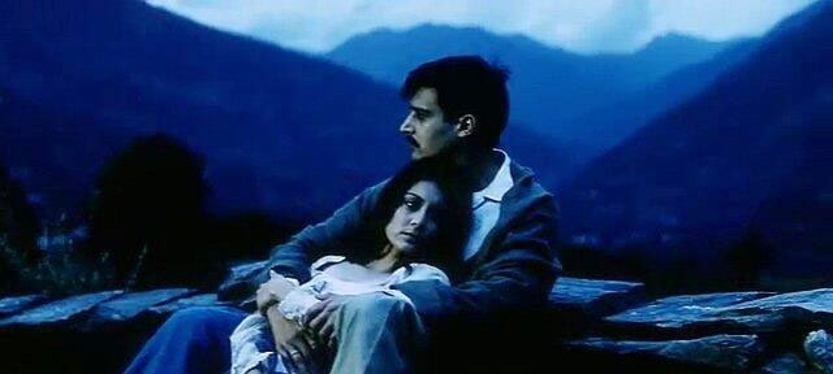<i>Yahaan</i> was Shoojit Sircar's debut and starred Minissha Lamba and Jimmy Shergill.