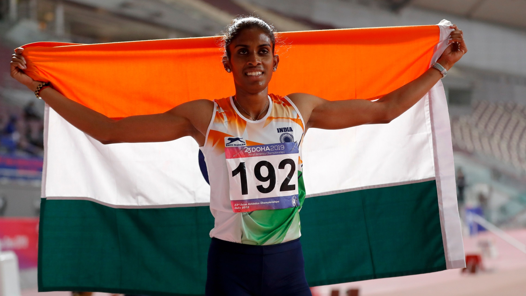 Asian Athletics Championships: India Bag 5 Medals on Opening Day