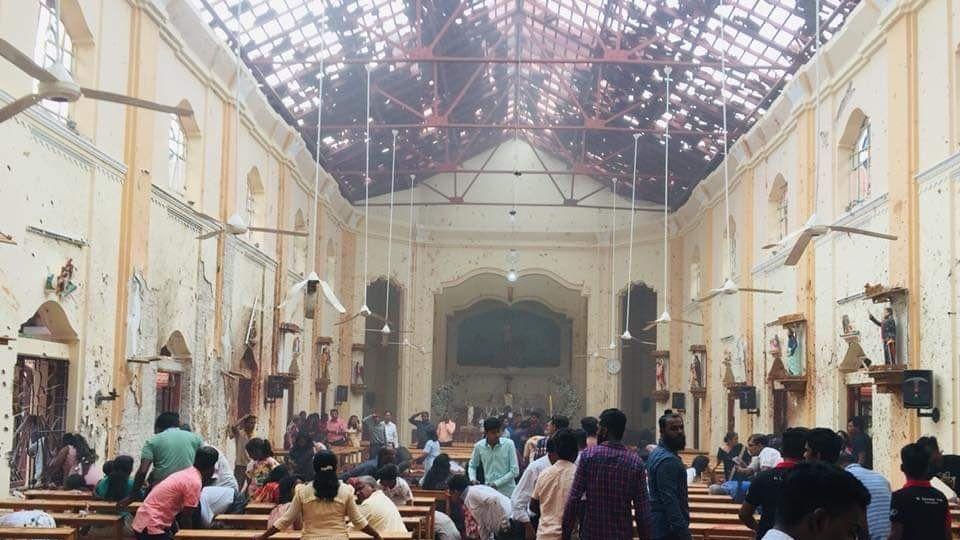 7 JD(S) Leaders Touring Sri Lanka 'Missing' After Blasts
