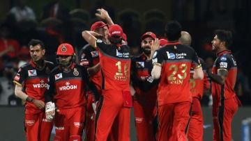 RCB have six points from 11 games after their win against KXIP.