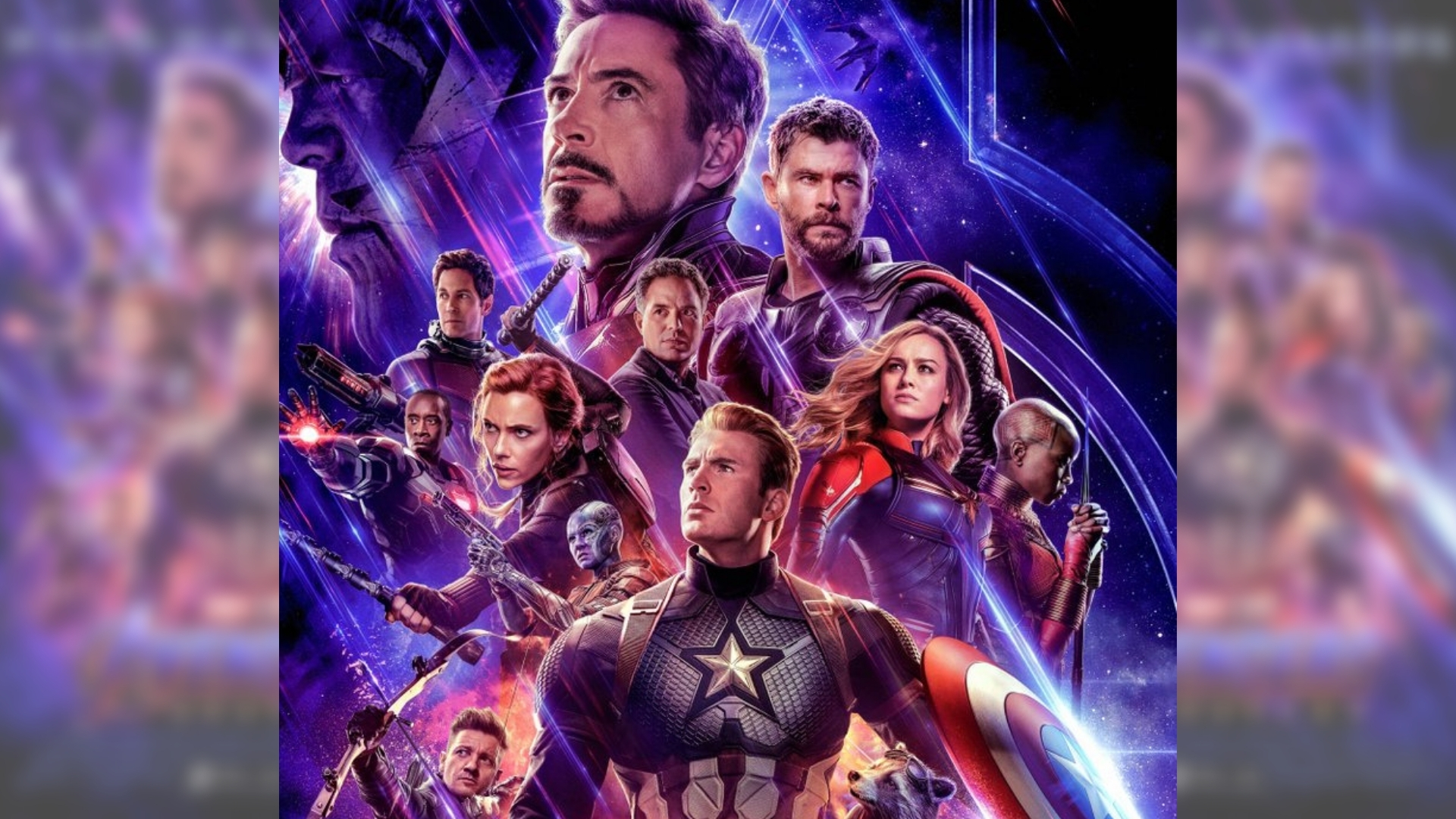 'Avengers: Endgame' to Re-Release in India This Weekend