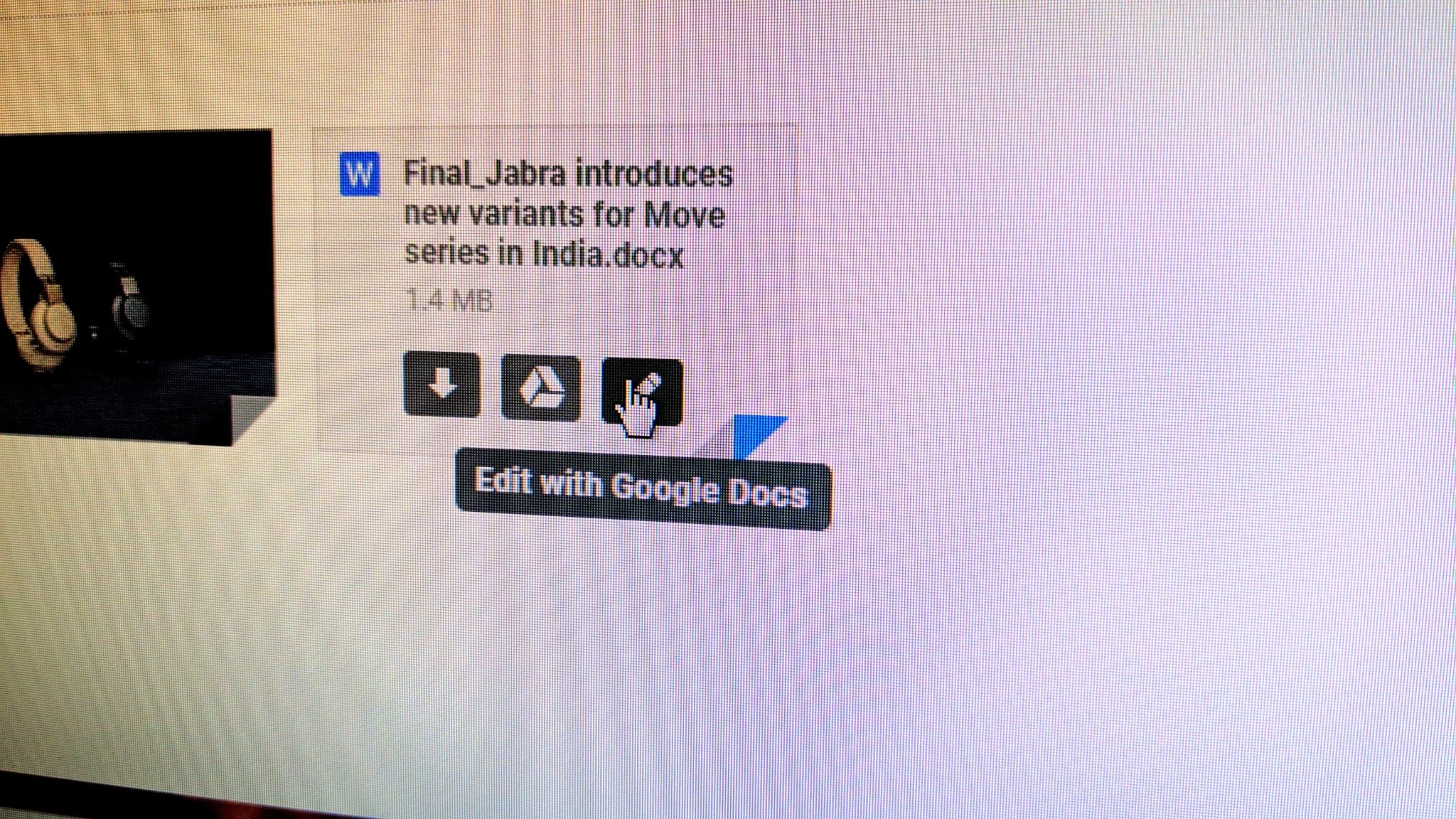 Microsoft Office Files Can Now be Edited Online via Google Docs