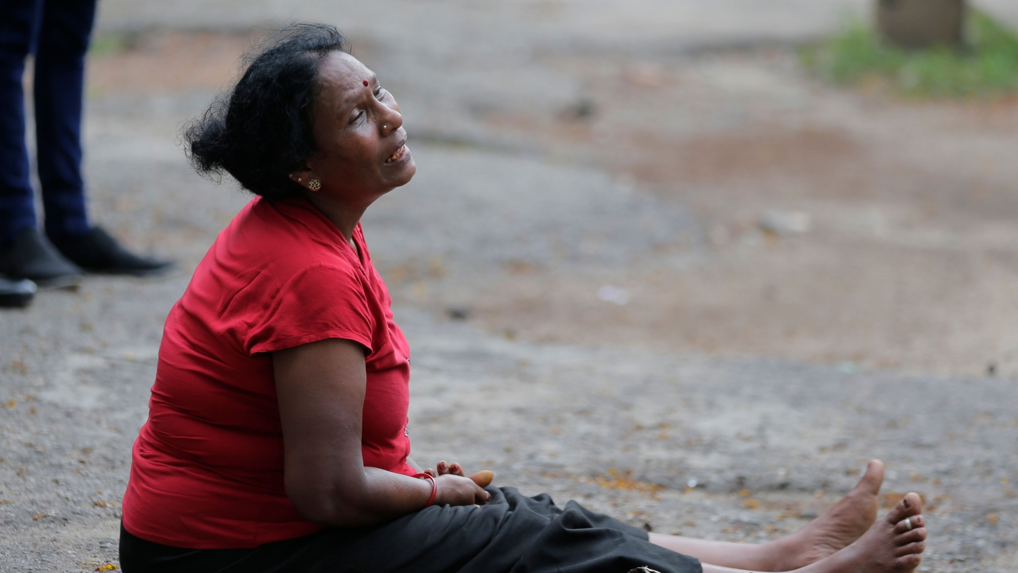 'Panic Mode': Witness Describes Aftermath of Sri Lanka Blasts